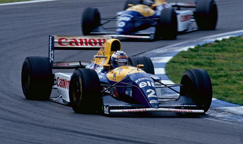 Alain Prost se zúčastní Race of Champions 2010: - fotka 14
