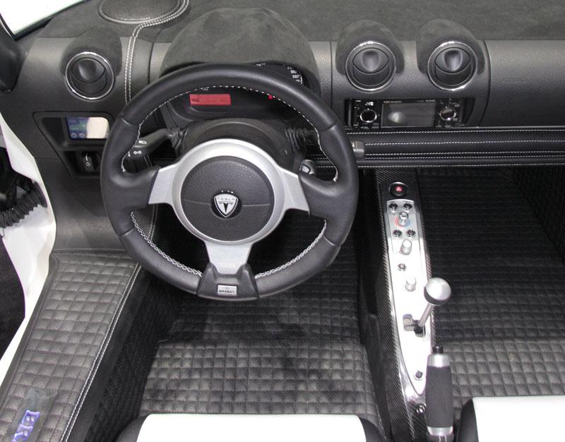 Autosalon Ženeva: Tesla by Brabus live: - fotka 6