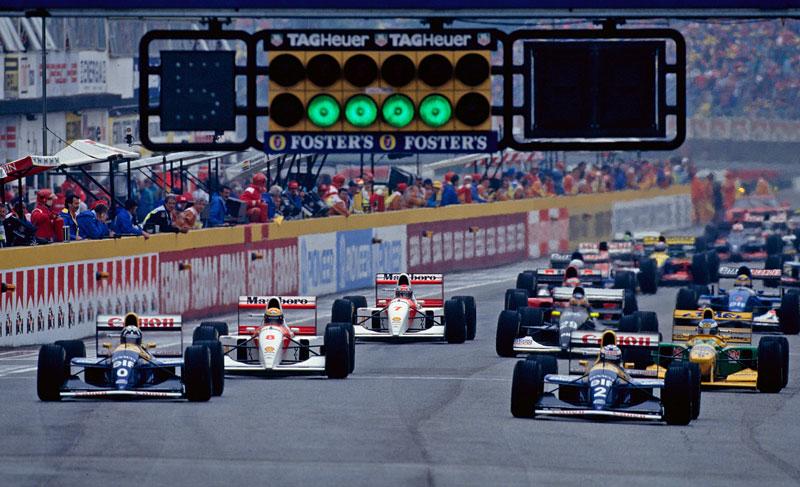 Alain Prost se zúčastní Race of Champions 2010: - fotka 15