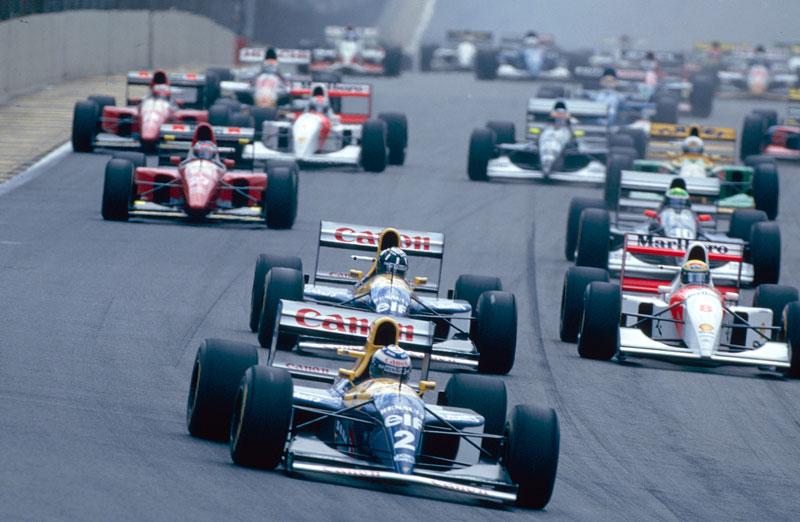 Alain Prost se zúčastní Race of Champions 2010: - fotka 16