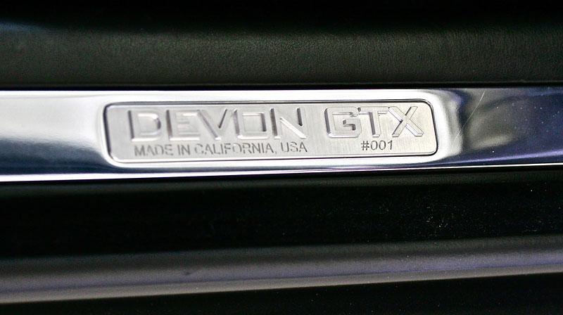 Devon GTX: konec nadějného supersportu: - fotka 9