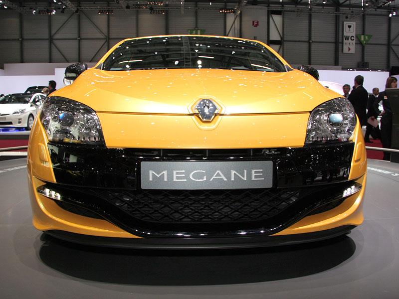 Autosalon Ženeva: Mégane Renault Sport: - fotka 1
