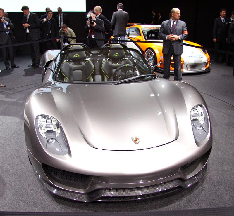 Porsche 918 Spyder: Nordschleife za 7:20?: - fotka 3