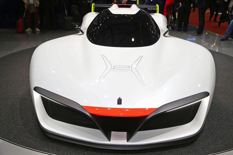Mahindra plánuje supersport s designem i jménem Pininfarina: - fotka 1