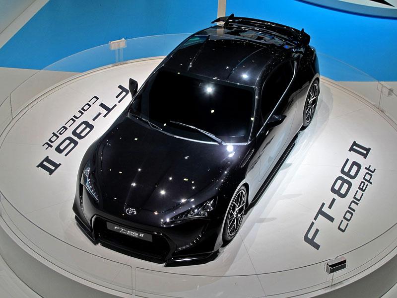 Toyota FT-86: potvrzen motor, převodovky a samosvor: - fotka 2
