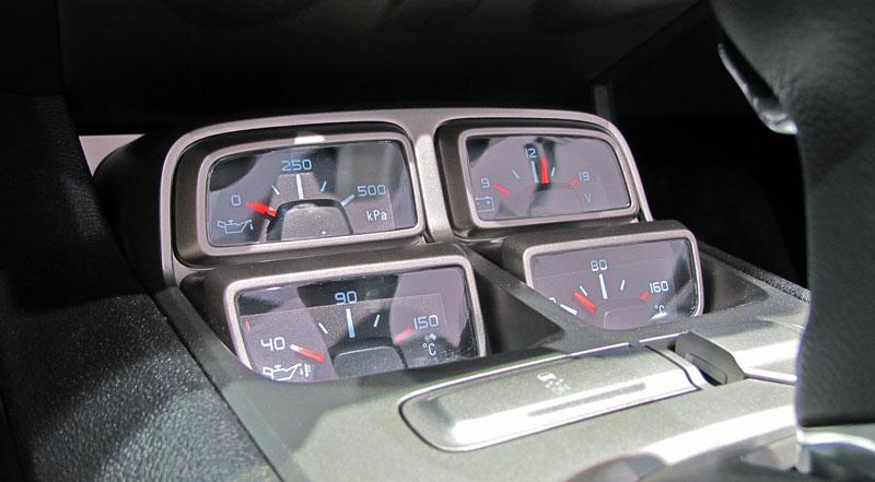 Ženeva 2011 živě: Chevrolet Camaro Convertible: - fotka 3