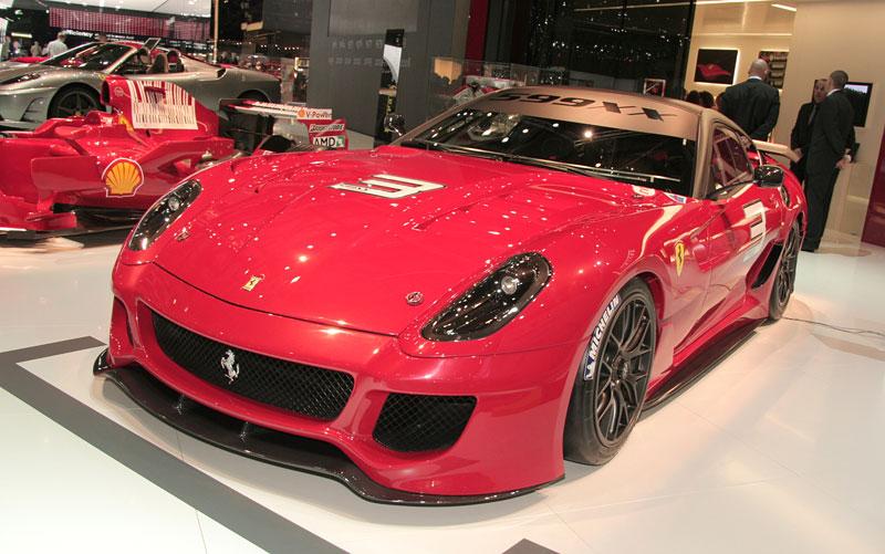 Ferrari 599XX: Massa za volantem (+video): - fotka 12