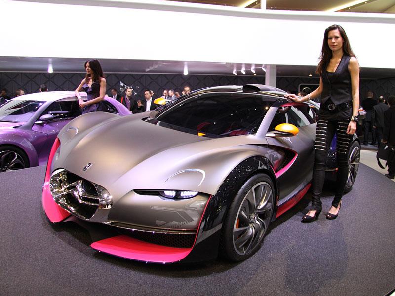 Ženeva 2010: Citroën Survolt – stylový i agresivní (nové foto): - fotka 2