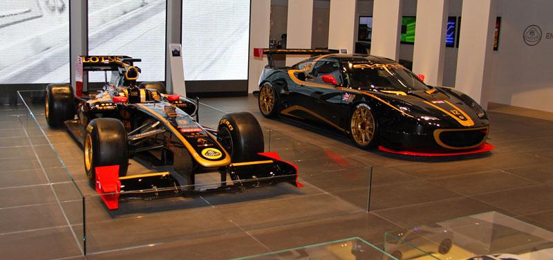 Ženeva 2011: Lotus Evora Enduro GT Concept: - fotka 1