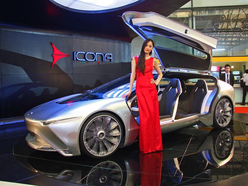 Icona Design Fuselage: atraktivní granturismo... z Číny!: - fotka 6