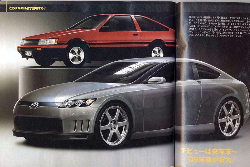 Subaru a Toyota - více sportovních vozů: - fotka 2