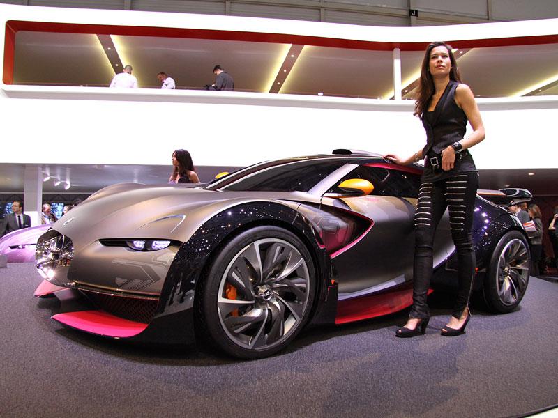 Ženeva 2010: Citroën Survolt – stylový i agresivní (nové foto): - fotka 3