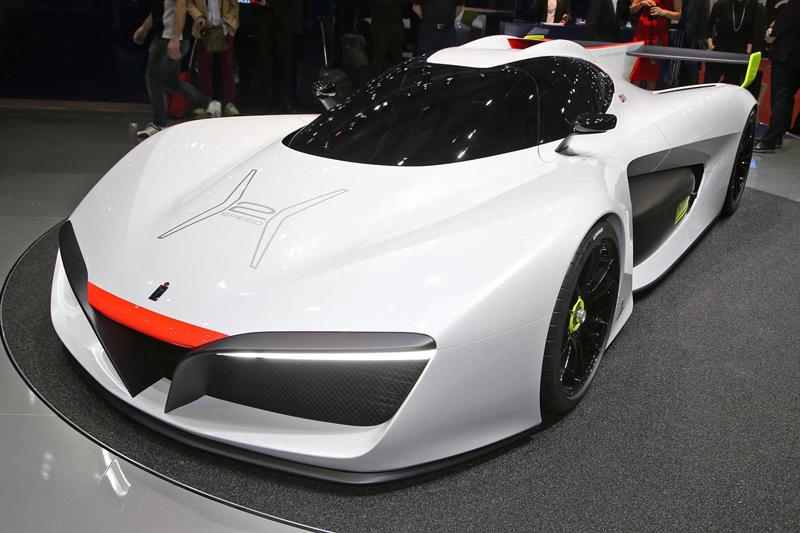 Mahindra plánuje supersport s designem i jménem Pininfarina: - fotka 3