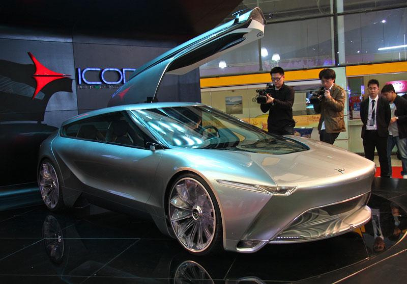 Icona Design Fuselage: atraktivní granturismo... z Číny!: - fotka 8