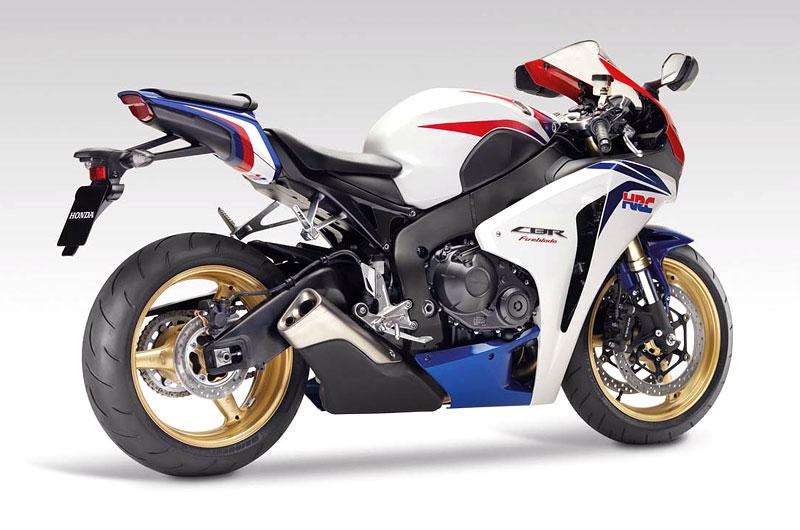 Honda 2009 - CBR600RR a CBR1000RR s E-ABS: - fotka 7
