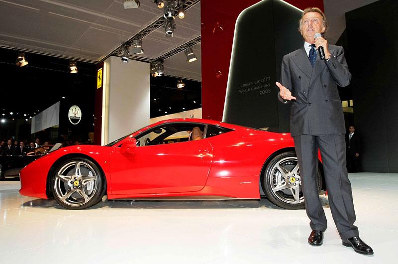 Frankfurt 2009 živě: Ferrari 458 Italia – první dojmy: - fotka 8