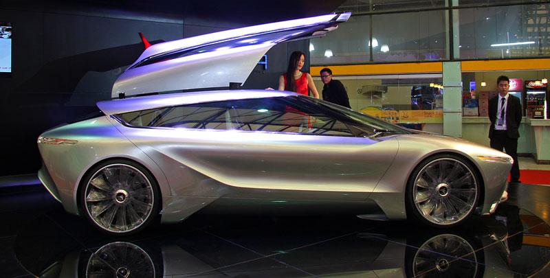 Icona Design Fuselage: atraktivní granturismo... z Číny!: - fotka 9