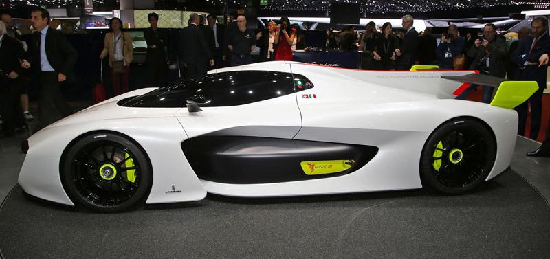 Mahindra plánuje supersport s designem i jménem Pininfarina: - fotka 4