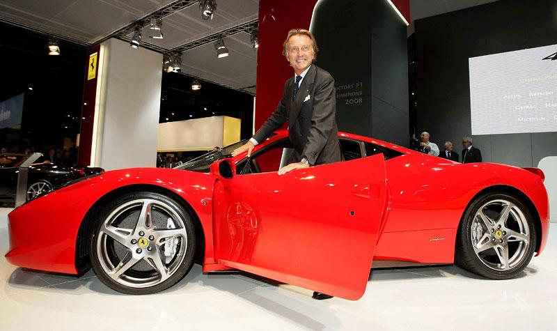 Frankfurt 2009 živě: Ferrari 458 Italia – první dojmy: - fotka 10