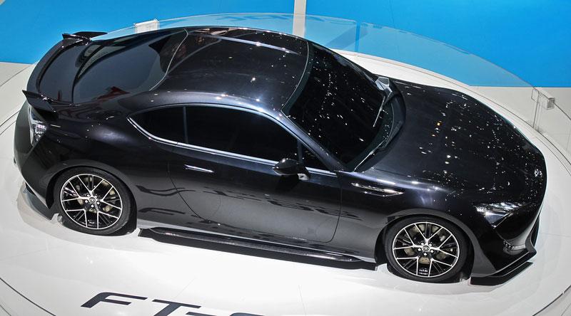 Toyota FT-86: potvrzen motor, převodovky a samosvor: - fotka 9