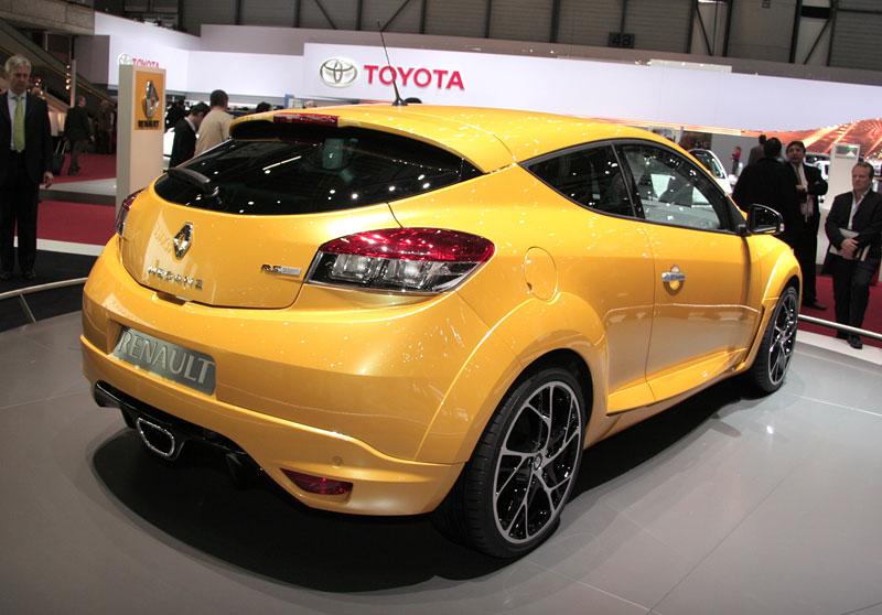 Autosalon Ženeva: Mégane Renault Sport: - fotka 6