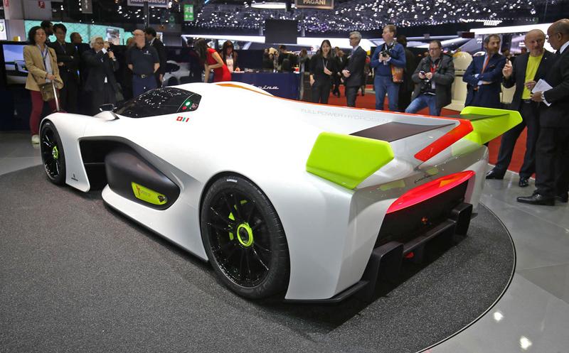 Mahindra plánuje supersport s designem i jménem Pininfarina: - fotka 5