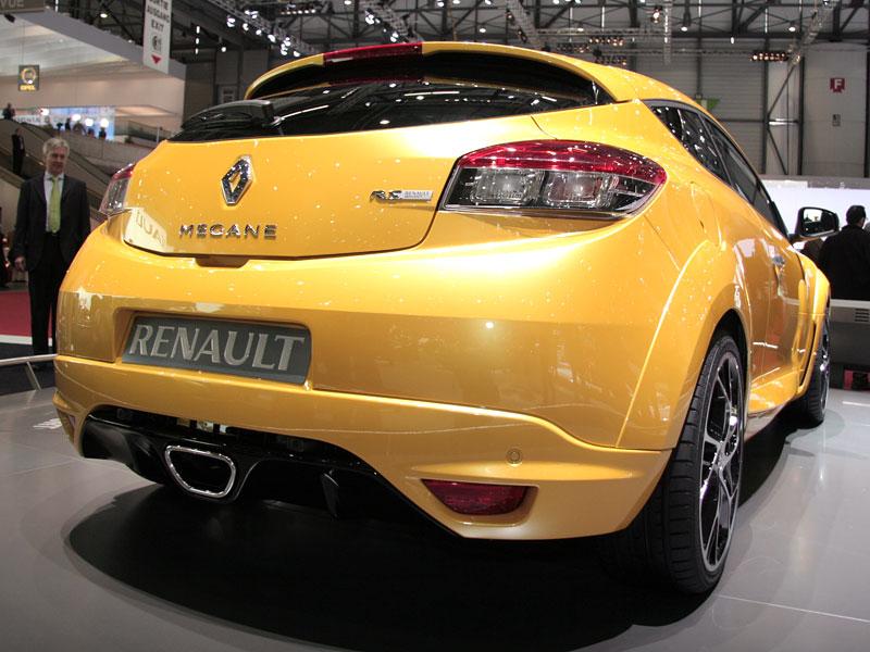 Autosalon Ženeva: Mégane Renault Sport: - fotka 7