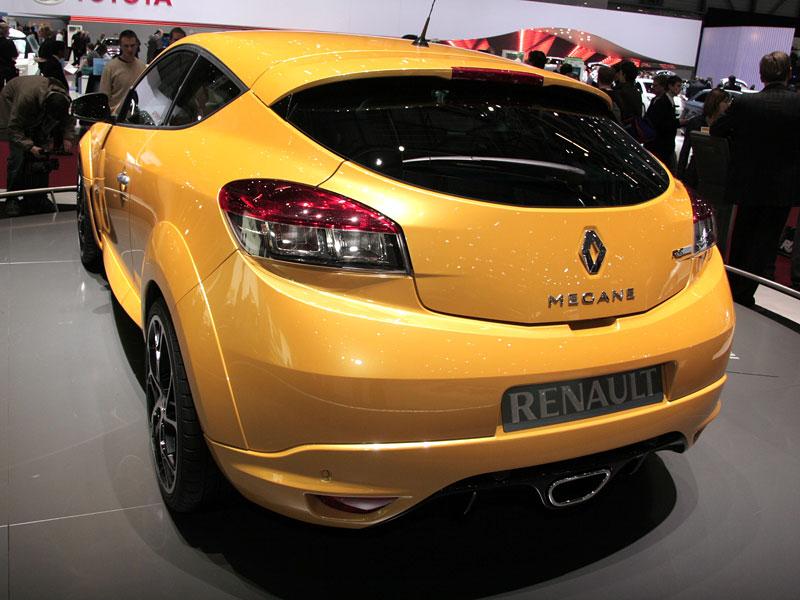 Autosalon Ženeva: Mégane Renault Sport: - fotka 8