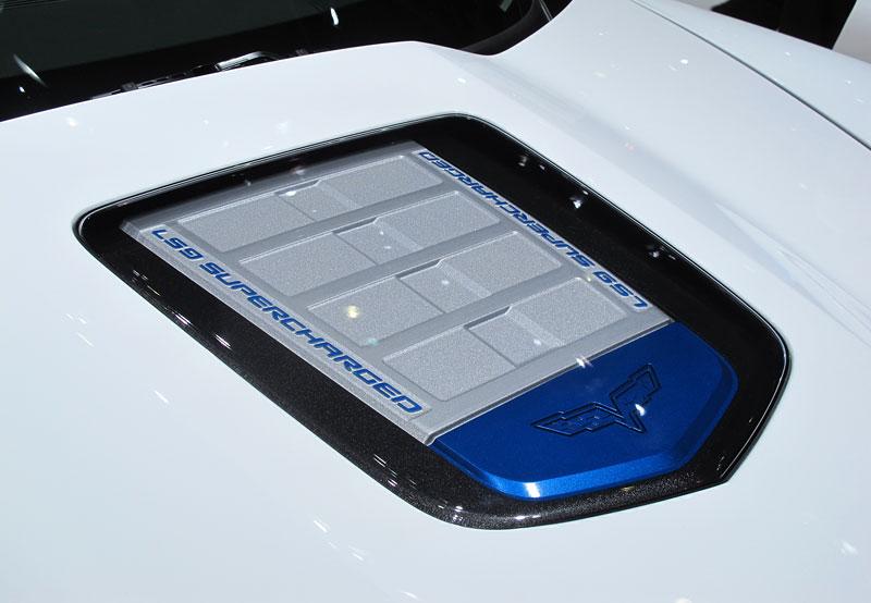 Ženeva 2011 živě: Chevrolet Camaro Convertible: - fotka 14