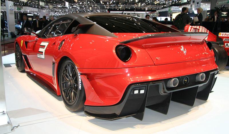 Ferrari 599XX: Massa za volantem (+video): - fotka 16