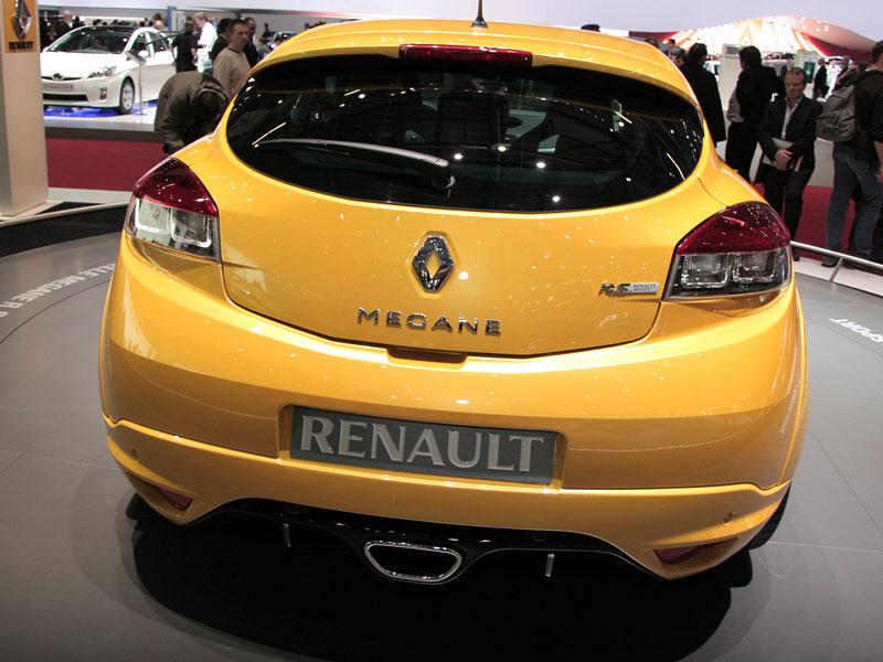 Autosalon Ženeva: Mégane Renault Sport: - fotka 9