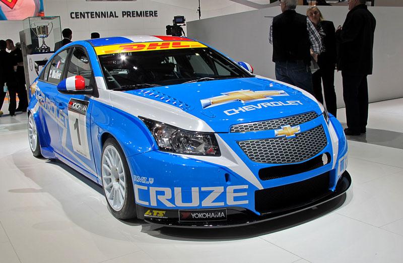 Ženeva 2011 živě: Chevrolet Camaro Convertible: - fotka 20