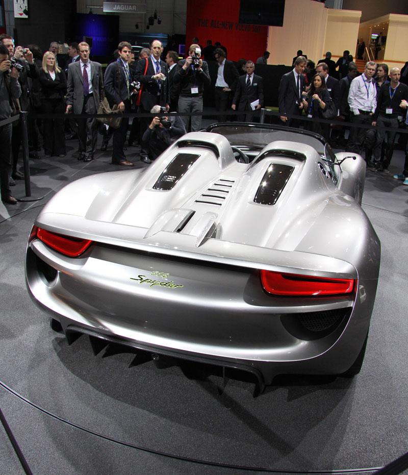 Porsche 918 Spyder: Nordschleife za 7:20?: - fotka 8