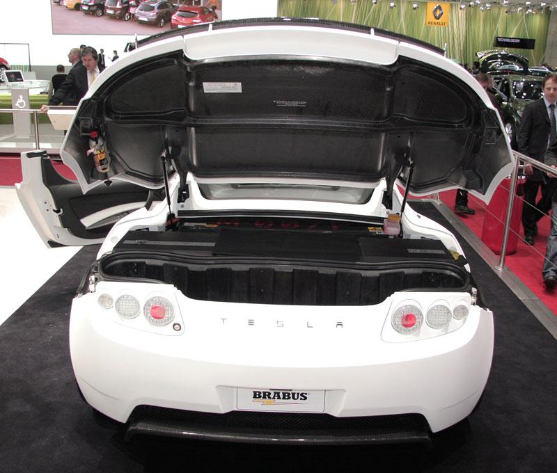 Autosalon Ženeva: Tesla by Brabus live: - fotka 12