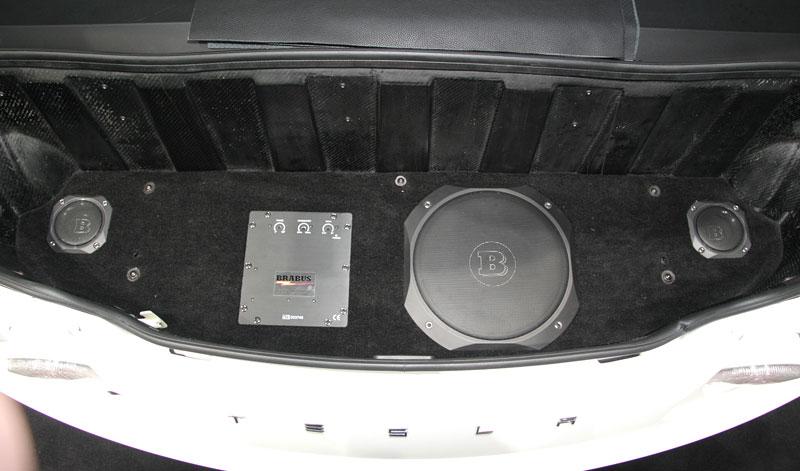 Autosalon Ženeva: Tesla by Brabus live: - fotka 14