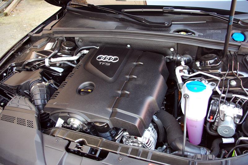 Za volantem: Audi A5 Cabriolet: - fotka 14