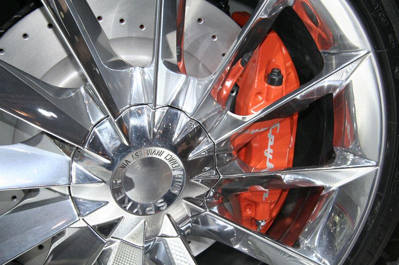 Autosalon Ženeva: Spyker C8 Aileron: - fotka 10