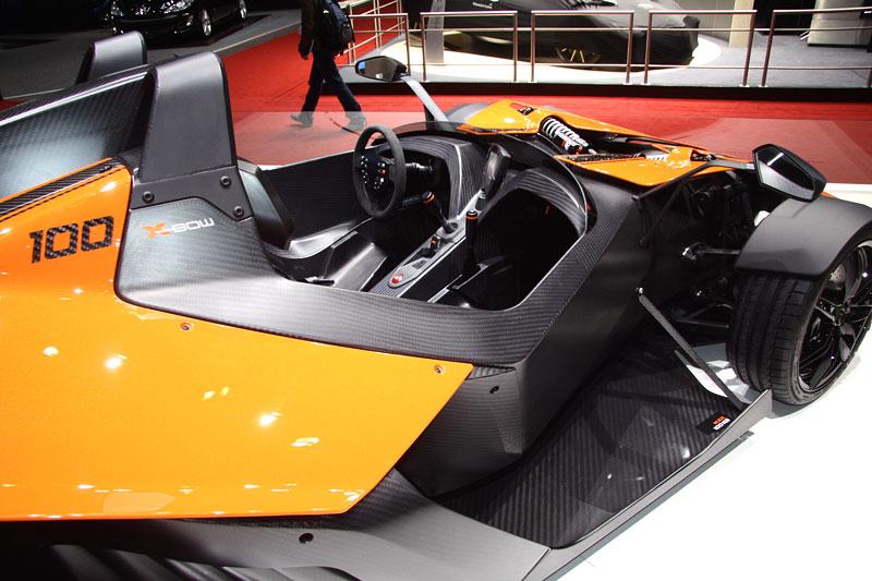 Ženeva živě: KTM X-Bow Dallara: - fotka 9