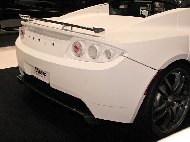 Autosalon Ženeva: Tesla by Brabus live: - fotka 15