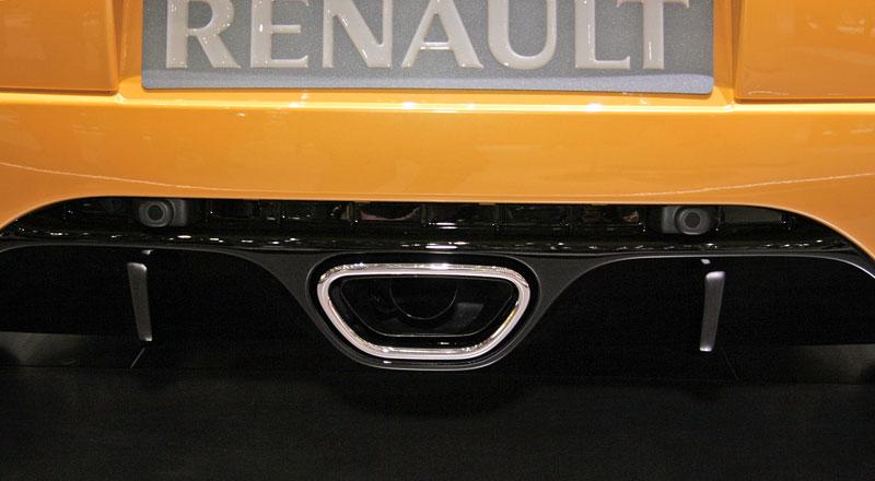 Autosalon Ženeva: Mégane Renault Sport: - fotka 10