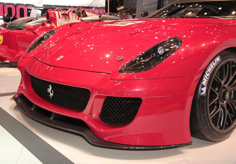 Ferrari 599XX: Massa za volantem (+video): - fotka 18
