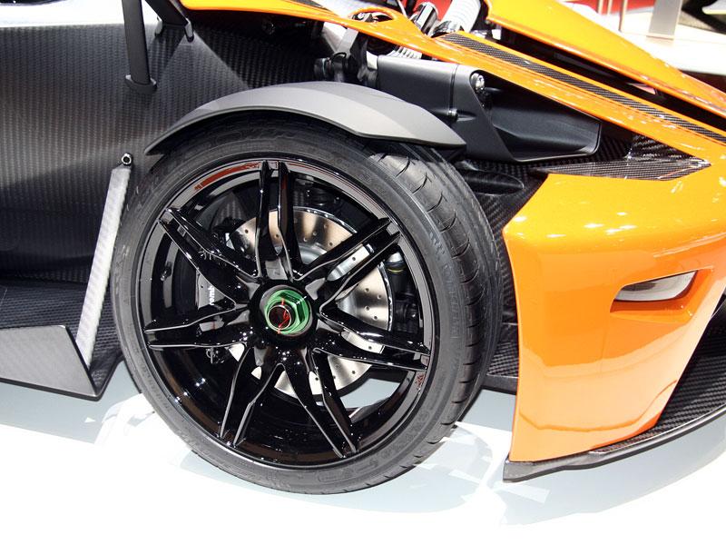 Ženeva živě: KTM X-Bow Dallara: - fotka 10