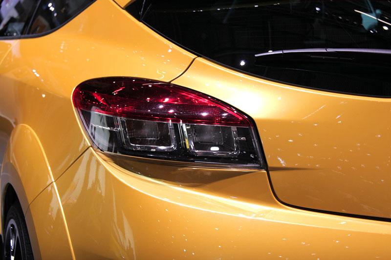 Autosalon Ženeva: Mégane Renault Sport: - fotka 11