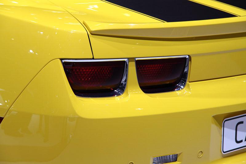 Ženeva 2010 živě: Chevrolet Camaro: - fotka 14