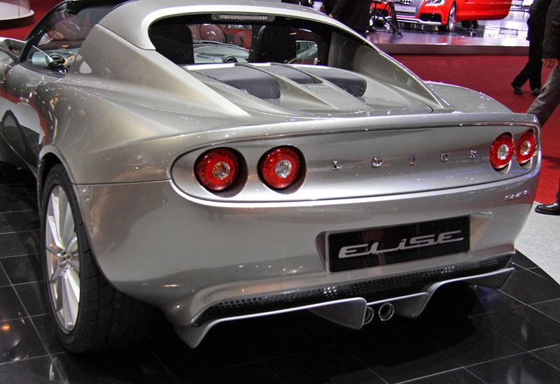 Ženeva 2010 živě: Lotus Elise: - fotka 6