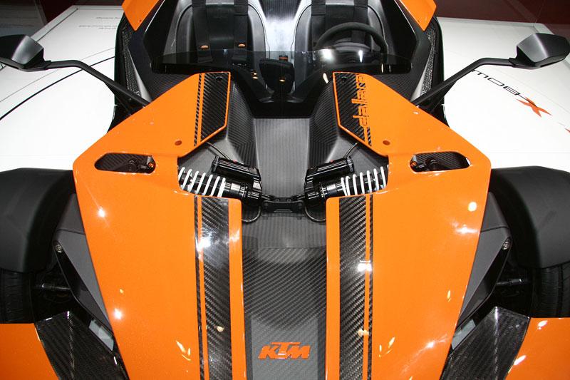 Ženeva živě: KTM X-Bow Dallara: - fotka 11