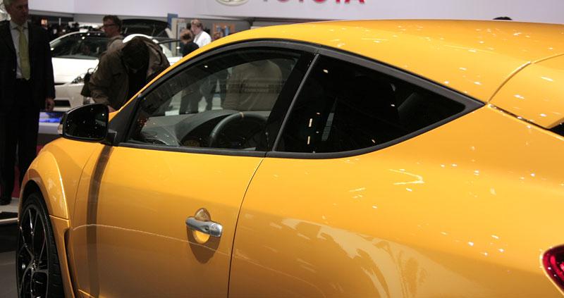 Autosalon Ženeva: Mégane Renault Sport: - fotka 12