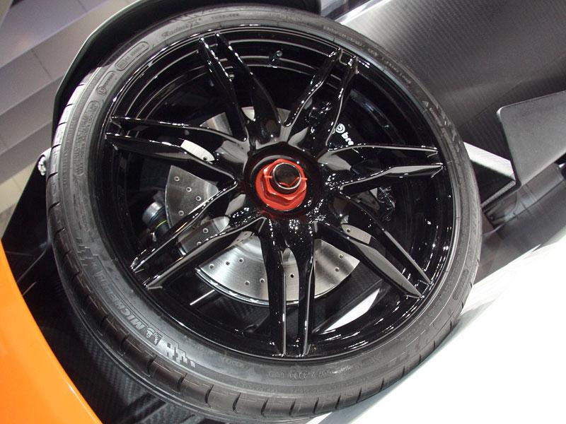Ženeva živě: KTM X-Bow Dallara: - fotka 12
