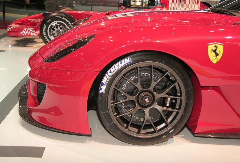 Ferrari 599XX: Massa za volantem (+video): - fotka 21