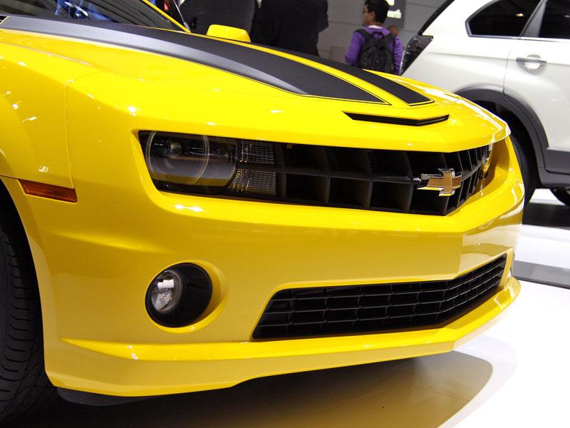 Ženeva 2010 živě: Chevrolet Camaro: - fotka 16